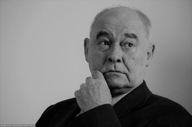Prof. Marcin Król nie żyje