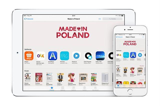 Made in Poland: polecane aplikacje w AppStore