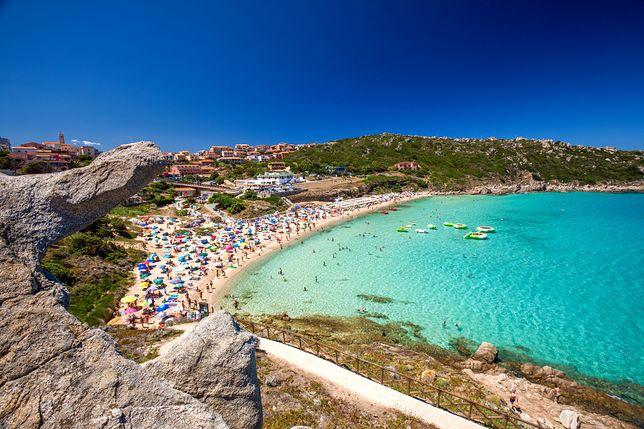 Sardynia może pochwalić się jednymi z najpiękniejszych plaż w Europie