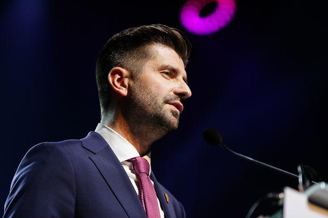 Krzysztof Śmiszek poinformował, że Lewica podjęła decyzję ws. kandydata na prezydenta