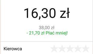 """Mytaxi dopłaca do przejazdów w opcji """"Lite"""""""
