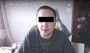 """YouTuber """"wsławił"""" się wulgarnymi transmisjami wideo w internecie"""