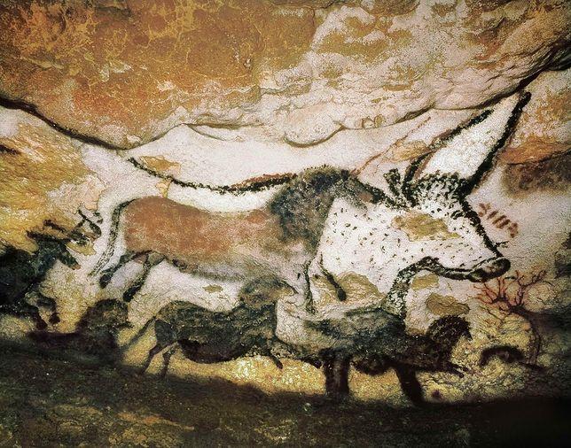 Sztuka w jaskiniach może świadczyć o czymś innym