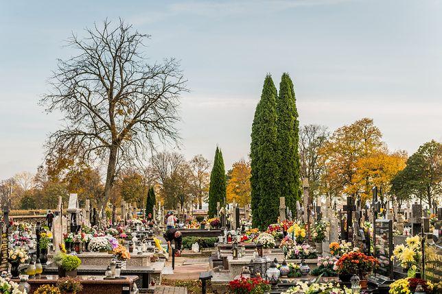 Warszawa. Trzy stołeczne cmentarze będą zamknięte przez trzy dni