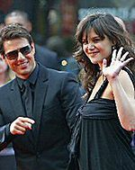 Ślub Toma Cruise'a i Katie Holmes tuż tuż