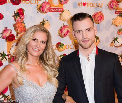 Dominika Tajner i Wojciech Jeschke