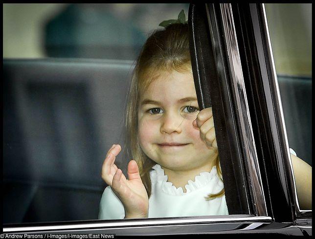Księżniczka Charlotte od września pójdzie do szkoły