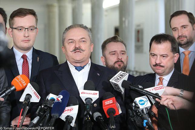 Marek Jakubiak dołącza do Konfederacji. Listy do PE się powiększają