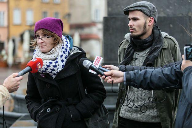 Marsz koalicji antyfaszystowskiej przejdzie 11 listopada przez Warszawę