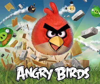 Angry Birds trafia do telewizorów! Grać będziesz gestami