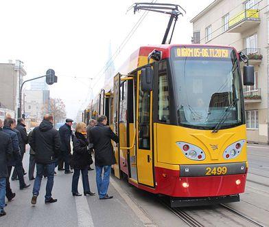 W niektórych tramwajach pasażerowie mogą zapłacić za tyle przystanków, ile przejechali