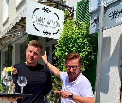 """Filip Chajzer: """"Wszyscy jesteśmy kelnerami"""". Tak Warszawa ratuje gastronomię"""