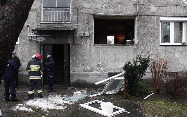 Wybuch gazu na Pradze. Jedna osoba jest ranna