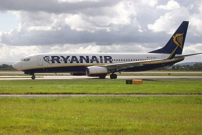 Ryanair na Okęciu do 2 września