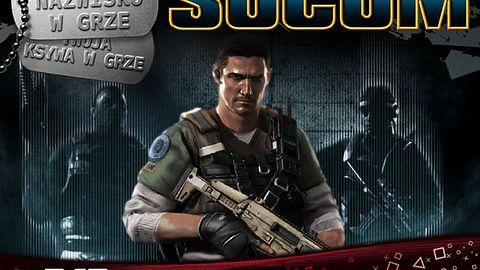 Konkurs: Twoje nazwisko w grze SOCOM