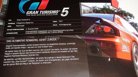 Gran Turismo 5 w tym roku