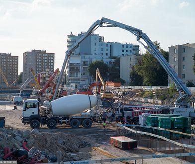 Warszawa. Koronawirus na budowie metra. Zakażonych 23 pracowników / foto ilustracyjne
