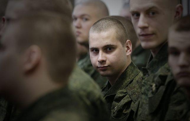 """Szkoła sadyzmu – """"fala"""" w rosyjskiej armii"""