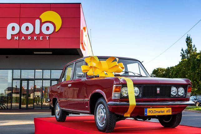 Główną nagrodą jest kultowy Fiat 125p z 1978 r.