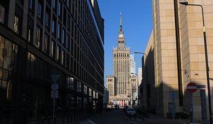 Warszawa. Prognoza pogody na środę, 27 maja