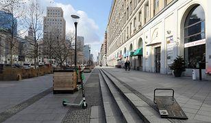 Warszawa. W piątek w stolicy będzie ciepło