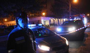 Absurd podczas policyjnej interwencji