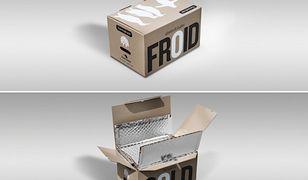 ThermaFresh - kartonowe lodówki schłodzą napoje na grilla