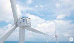 W USA stanie największa turbina wiatrowa
