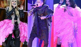 Kayah w różowej folii, Rodowicz jak Beyonce i upiorna Chylińska. Kto wypadł najgorzej na sylwestrowej scenie?