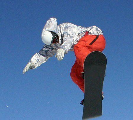 Poradnik snowboardowy dla blondynki