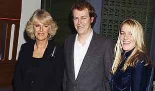 Dzieci księżnej Camilli z pierwszego małżeństwa. Czym zajmują się Thomas i Laura?