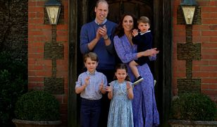 Dzieci Williama i Kate nie nazywają Camilli babcią. Używają za to uroczego zdrobnienia