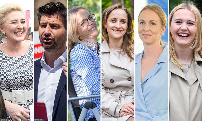 Partnerki i partner kandydatów na prezydenta