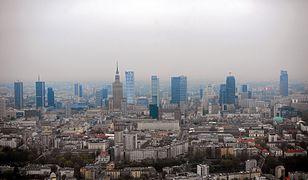 Smog Warszawa - 17 grudnia: zła jakość powietrza w stolicy, kryzysowa sytuacja w aglomeracji