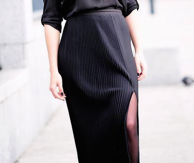 Plisowane spódnice mogą być alternatywą dla klasycznych ołówkowych modeli