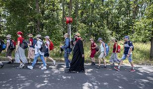 Pielgrzymi szli w kierunku Jasnej Góry. Nagle wydarzyła się tragedia