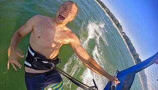 Mistrz świata windsurfingu: 11 miesięcy w roku jestem w podróży