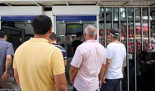 Lira mocno straciła na zawirowaniach w Turcji