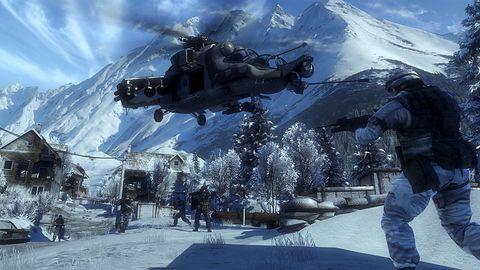 Galeria: Battlefield: Bad Company 2