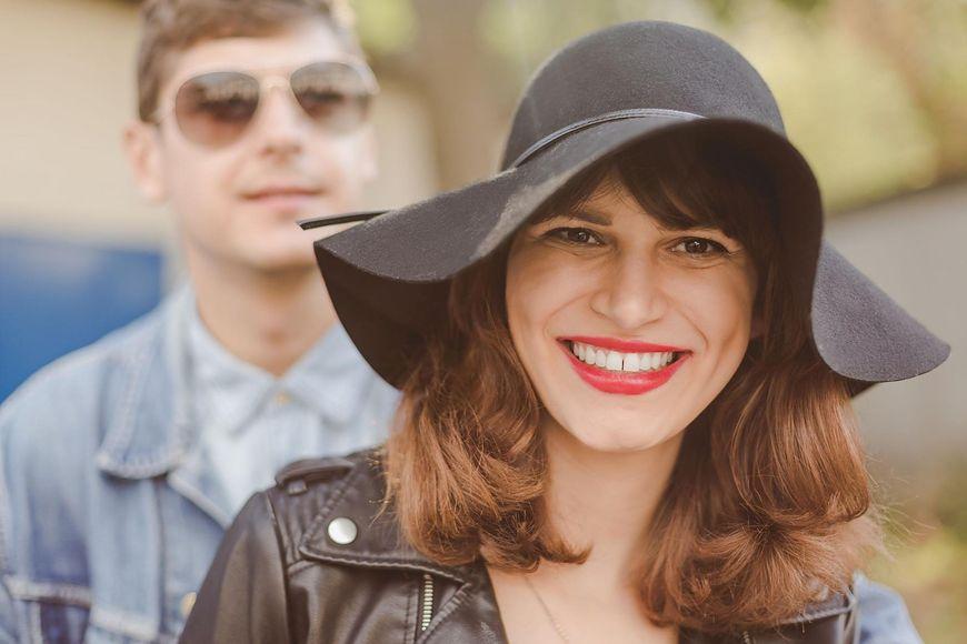 Kobiety częściej się uśmiechają