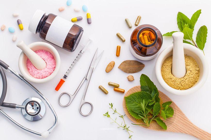 Interakcje leków z suplementami