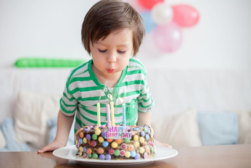 Wygląd tortu urodzinowego jest bardzo ważny