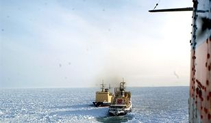 Wyciek nuklearny na rosyjskim lodołamaczu w Arktyce