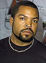 Ice Cube w kapturze