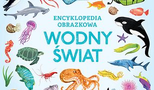 Encyklopedia obrazkowa. Wodny świat