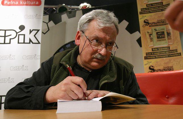 Andrzej Sapkowski udzielił mocnego wywiadu