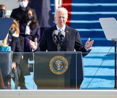 """Joe Biden prezydentem USA. """"Nasz naród rzadko stawał przed większymi problemami"""""""