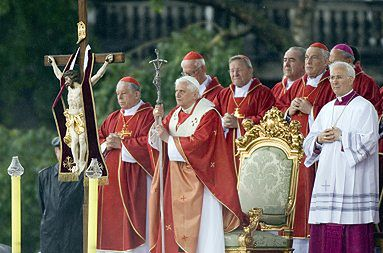 Homilia papieża Benedykta XVI