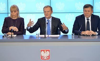 Tusk: polski węgiel wymaga promocji i ochrony