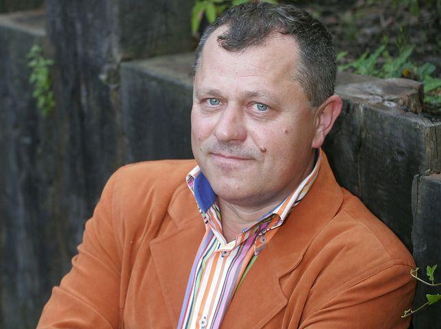 Tadeusz Chudecki marzy o dziecku. Aktor ma 59 lat
